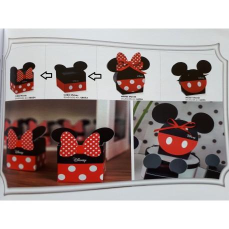 Scatola Minnie Mouse Disney