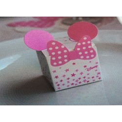 Scatola Cubo Minnie Disney