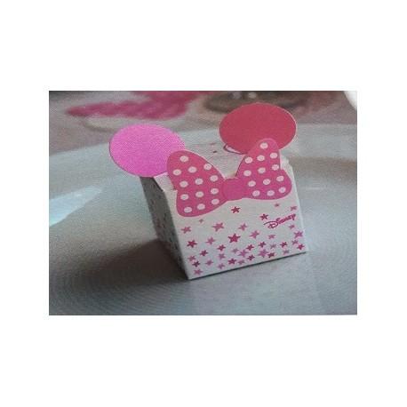 Scatola Cubo Mickey Disney