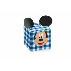 Scatola Cubo Viso Mickey Disney
