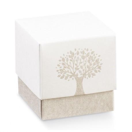 Scatola Fleur Albero della vita - 5x5x5