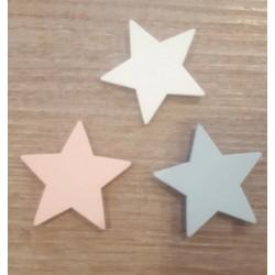 Legno decorativo Stella 3cm