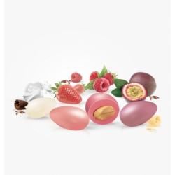 Cioccogolosi Sfumati Rosa da 1kg - di Papa
