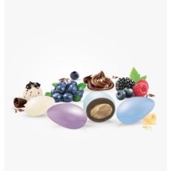 Cioccogolosi Sfumati Celeste da 1kg - di Papa