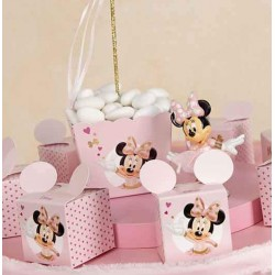 Cubo Minnie Disney  Rosa - 5x5x5