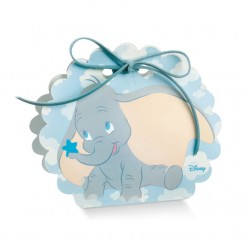 Borsa rotonda Dumbo Rosa