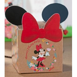 Scatola Cubo Minnie's Flowers Disney