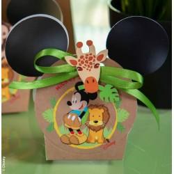 Scatola Orecchie Mickey's wild Disney