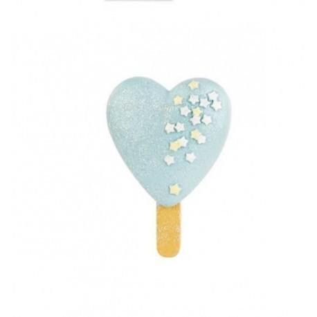 Magnete gelato a cuore