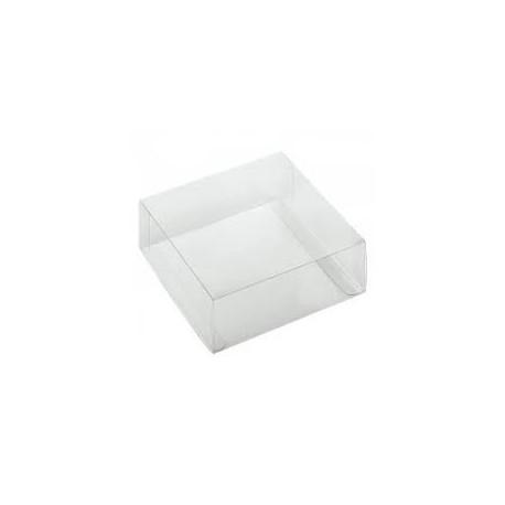 Scatolina portaconfetti in PVC 6x6x3
