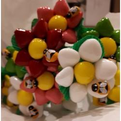 Fiore Margherita portafortuna