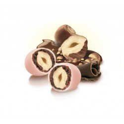 CioccoNocciolone Rosa 1kg - di Papa