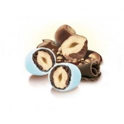 CioccoNocciolone Celeste 1 kg - di Papa